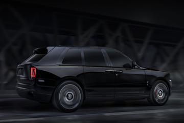Rolls-Royce Cullinan als krachtiger Black Badge