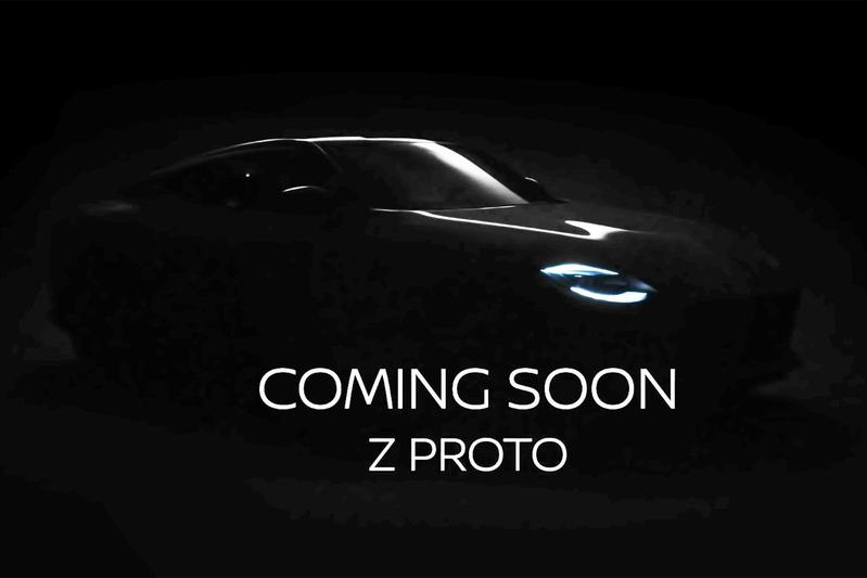 Nissan Z Proto teaser