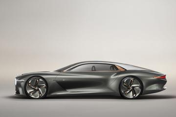 Bentley: 'Vanaf 2026 alleen nog EV's en plug-in hybrides'