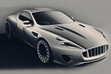Kahn Design Vengeance is verbouwde Aston Martin