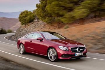 Nu officieel: Mercedes-Benz E-klasse Coupé