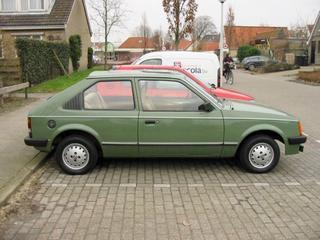 Opel Kadett 1.2 S Special (1984)