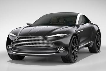 'Aston Martin DBX op eigen platform'