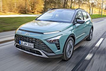Test: Hyundai Bayon