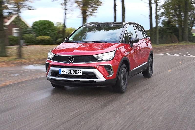 Opel Crossland - Autotest