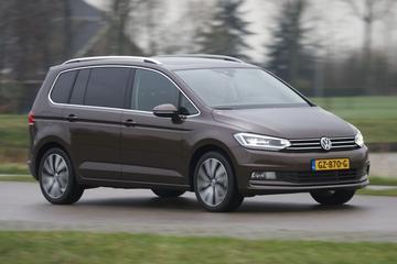 Volkswagen Touran - Afscheid Duurtest
