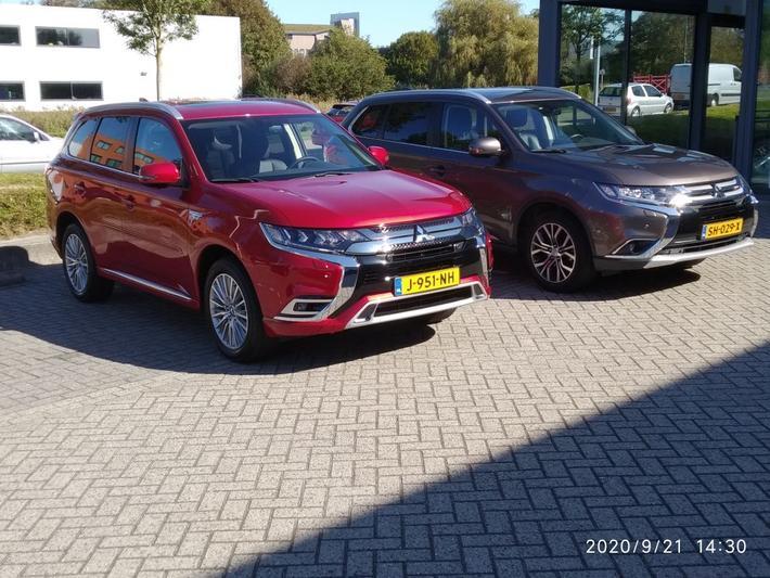 Mitsubishi Outlander PHEV Intense+ (2020)