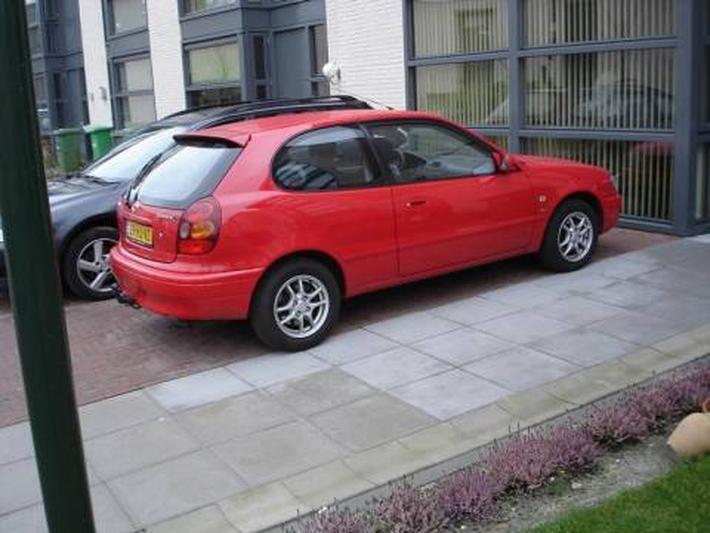 Toyota Corolla 1.6 16v VVT-i G6 (2001)