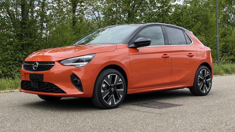 Opel Corsa-e 7,4kW Elegance (2020)