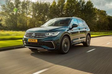 Volkswagen Tiguan - Rij-impressie