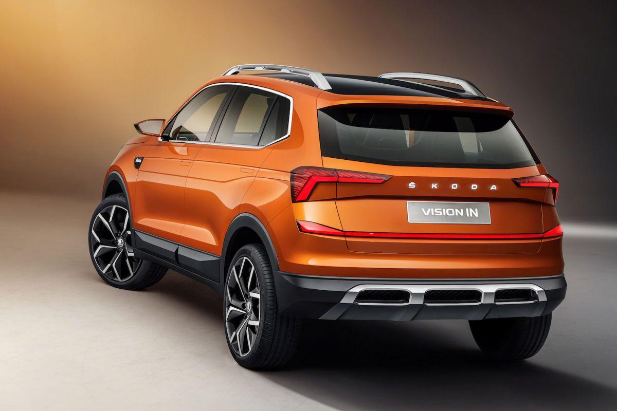 Škoda Vision IN (2020) 10