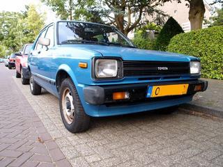 Toyota Starlet 1.2 DL (1980)