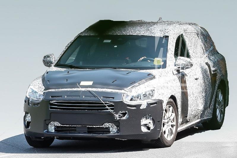 Voor de lens: Ford Focus Wagon