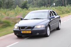 Klokje Rond - Volvo S60 2.4D (2001)