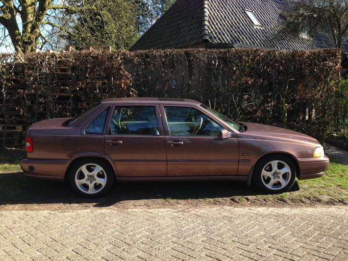 Volvo S70 2 5 T Exclusive Line 1998 Review Autoweek Nl
