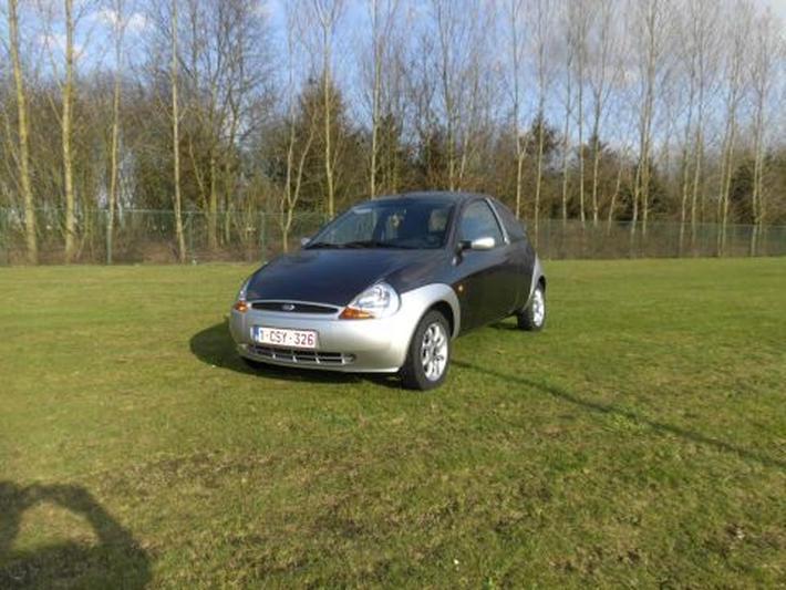 Ford Ka 1.3 70pk Collection (2006)