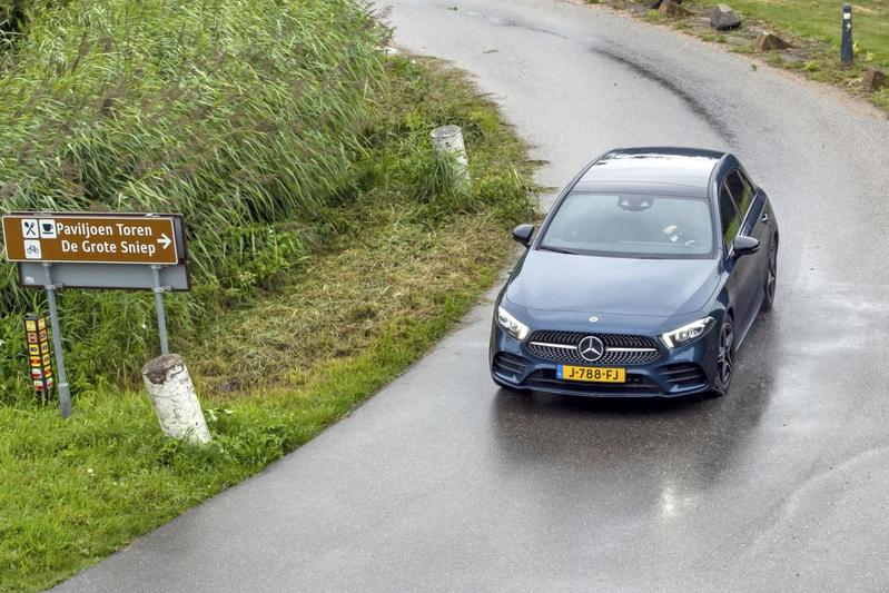 Mercedes A250e Business Solution AMG Limited - Test