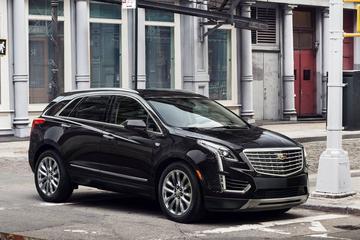 Prijs Cadillac XT5 bekend