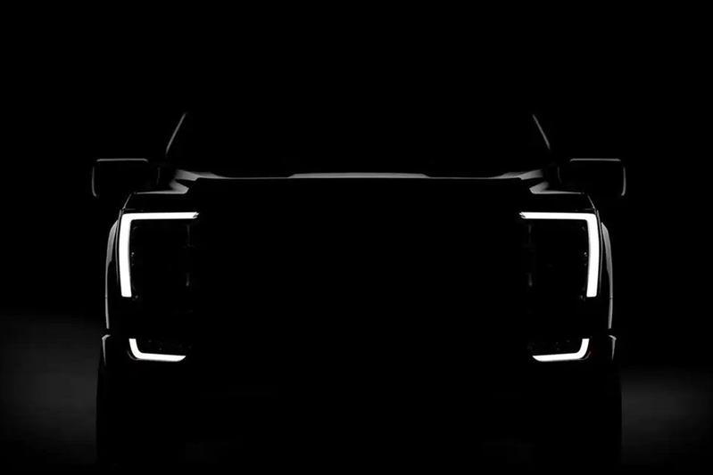 Ford F-150 teaser
