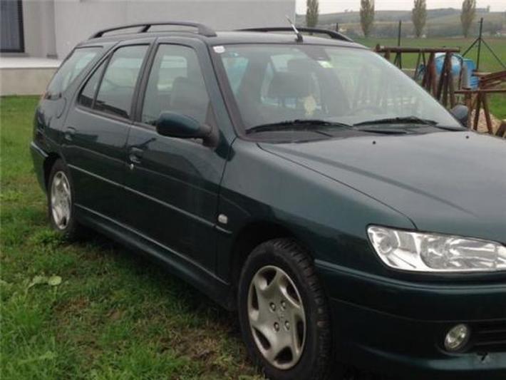 Peugeot 306 Break XT 1.6 98pk (2001)