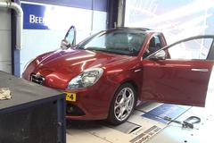 Alfa Romeo Giulietta 1.4 Multiair - Op de Rollenbank