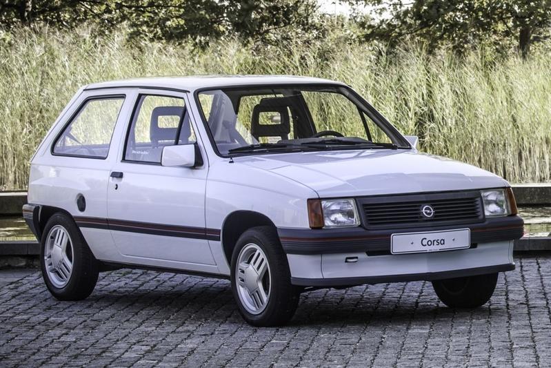 Opel Corsa 1.2 S GL (1988)