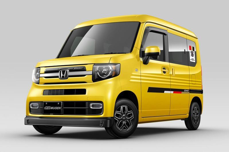 Mugen Honda Tokyo Auto Salon