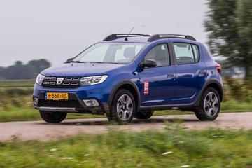 Dacia Sandero Stepway TCe 100 Bi-Fuel - Welkom Duurtest