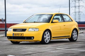 Vijf gebruikte Audi's S3 om je vingers bij af te likken