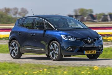 Renault ziet afscheid van MPV's naderen