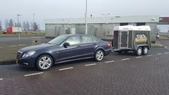 Mercedes-Benz E 220 CDI BlueEFFICIENCY Avantgarde