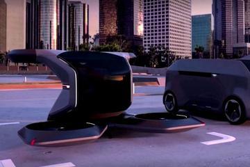 Cadillac presenteert drone voor passagiers