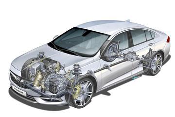 Doorkijk: Opel Insignia Grand Sport 4x4 2.0 Turbo