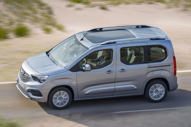 Dit kost de Opel Combo Tour