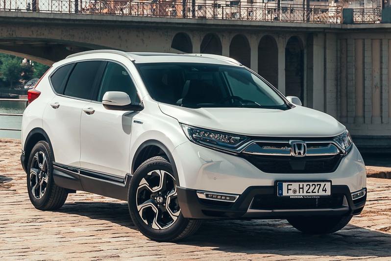 Honda CR-V 2.0 Hybrid Lifestyle 2WD (2020)