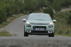 Citroën C3 - Rij-impressie