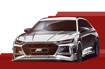 Abt stort zich op Audi RS6 Avant
