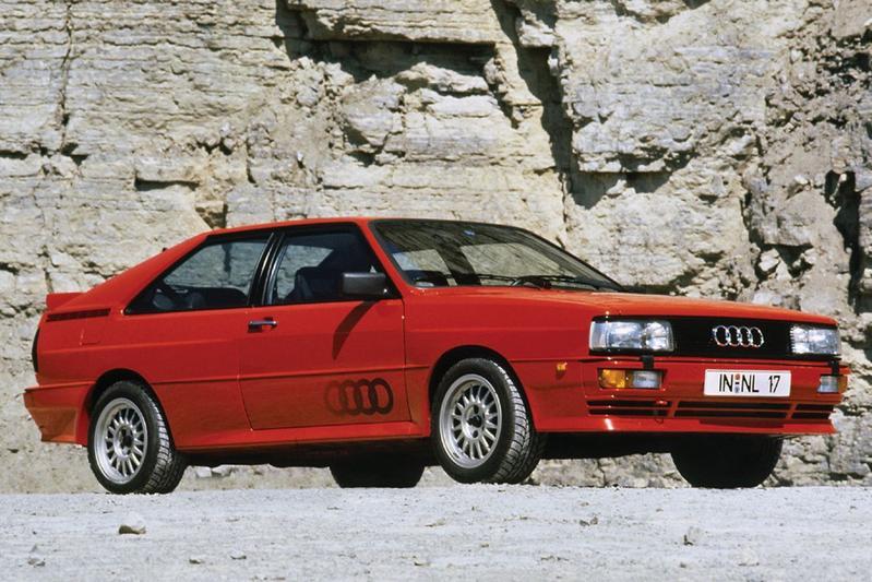 Audi Quattro (1985)