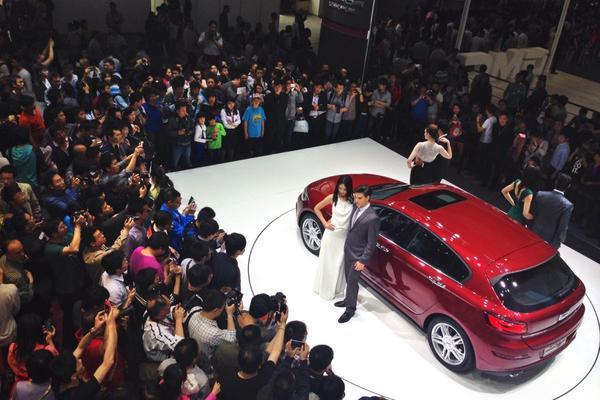 Lokale overheden China geven autoverkoop impuls