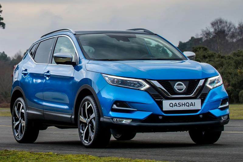 Nissan Qashqai dCi 150 Business Edition (2019)