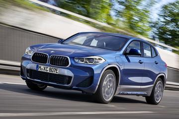 In detail: vernieuwde BMW X2 als xDrive25e