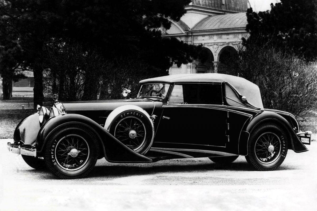 Austro Daimler ADR6 Bergmeister 1936