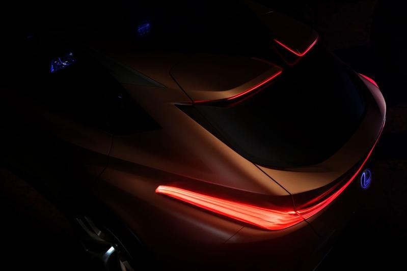 Lexus neemt LF-1 Concept mee naar Detroit