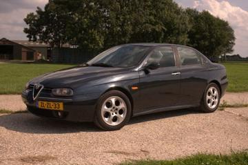 Alfa Romeo 156 1.8 T.Spark 16V (1999)