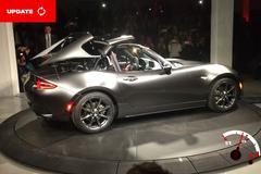 Mazda MX-5 RF: zo werkt het dak - AW Update