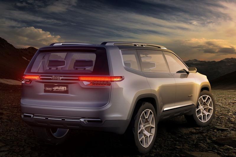 Great Wall Motors aast op Jeep