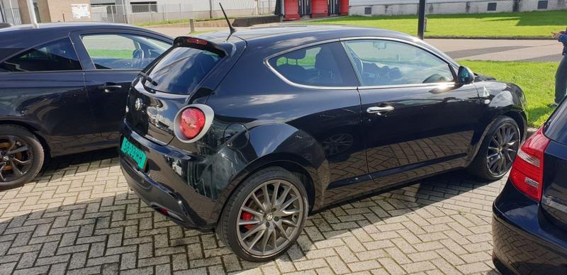 Alfa Romeo MiTo 1.4 Turbo MultiAir S&S Quadrifoglio Verde (2011)
