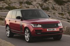 Nieuw modeljaar voor Range Rover