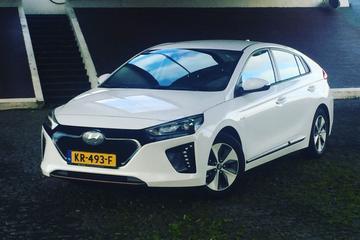 'Hyundai Ioniq Electric krijgt groter accupakket'