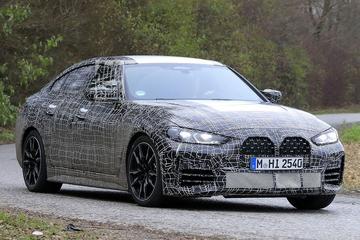 BMW 4-serie Gran Coupé klaar voor debuut